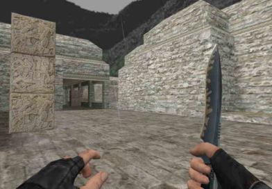 Как спастись от противника с ножом